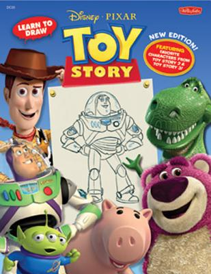 Learn to Draw Disney/Pixar's Toy Story By Disney Storybook (COR)